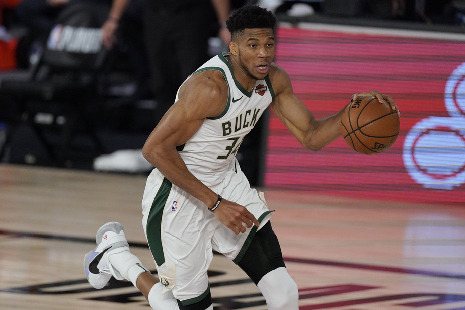 Pas de Giannis mais du grand Khris Middleton