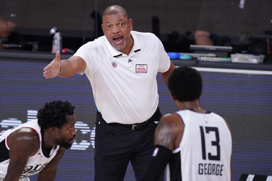 NBA | L'entraîneur Doc Rivers quitte les Clippers