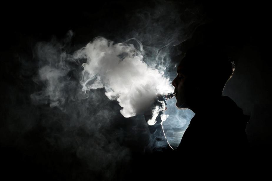 Vapotage: six cas demaladie pulmonaire graveau Québec