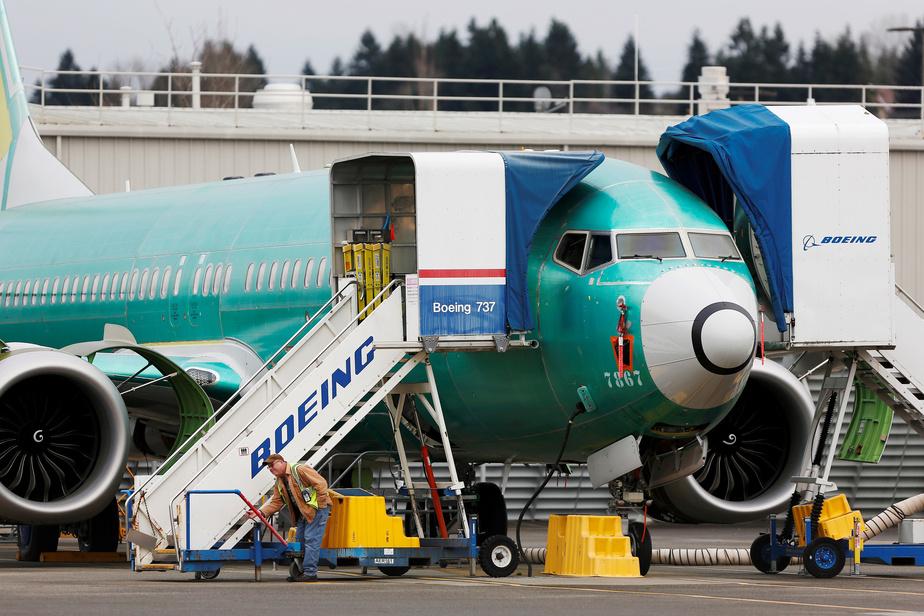Le 737 MAX ne revolera pas avant le milieu de l'année — Boeing