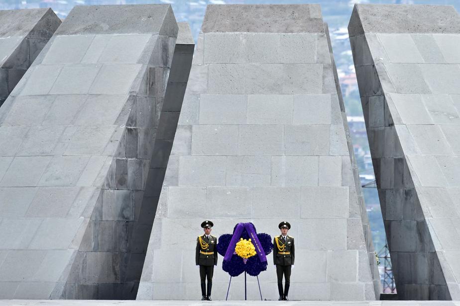 Génocide arménien : vote historique au Capitole