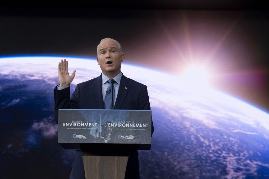 Plan de lutte contre les changements climatiques Les conservateurs troquent la«taxe» contre une «tarification» )