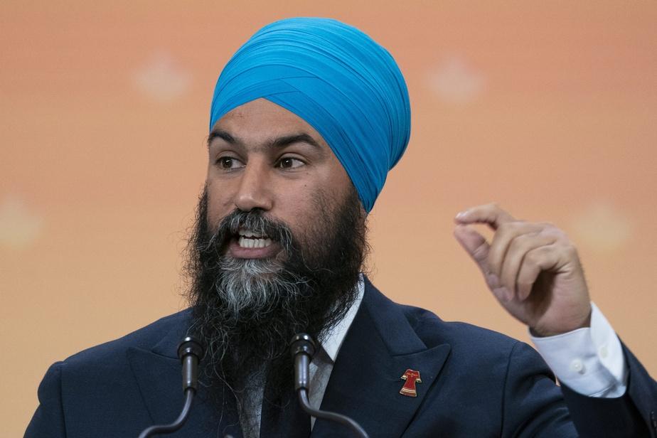 Jagmeet Singh troublé par des propos anti-islam de candidats bloquistes