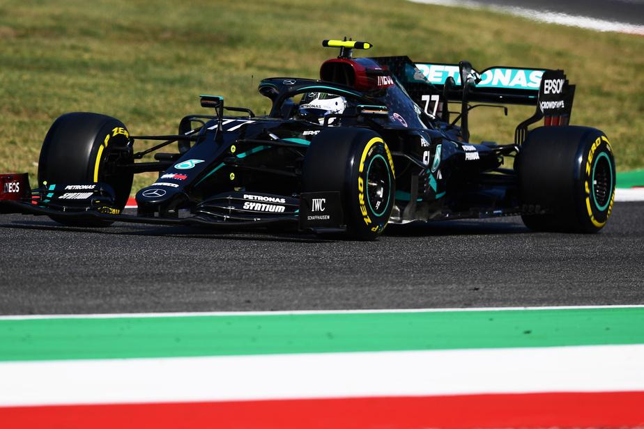 Formule 1 - Grand Prix de Toscane : suivez les essais libres 1 en direct