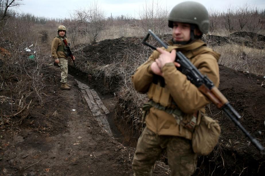 La Russie exclut toute guerre avec l'Ukraine)