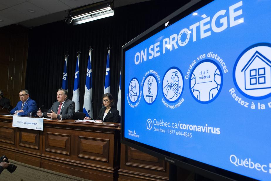 Le gouvernement du Québec interdit tout rassemblement intérieur ou extérieur