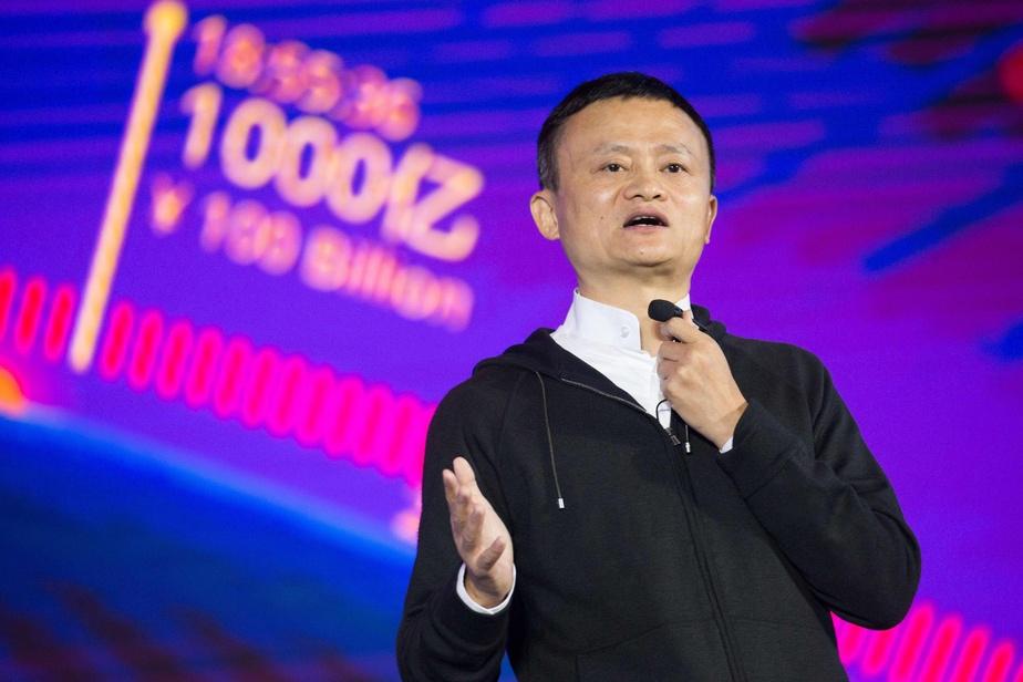Jack Ma, le co-fondateur de l'entreprise chinoise Alibaba, prend sa retraite