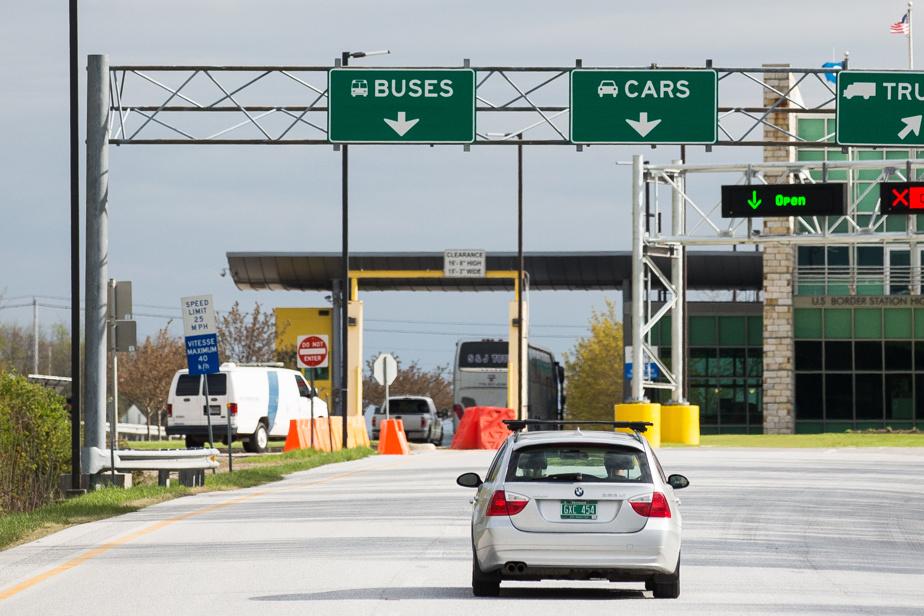 Canada et Mexique | Les États-Unis ouvriront leurs frontières terrestres «début novembre»