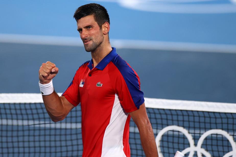 Tennis / Finales féminine et masculine 2 h – À partir de 2 h du matin, et jusqu'à 23 h, suivez la conclusion des tournois de tennis féminin et masculin. Novak Djokovic (notre photo) disputera une demi-finale des plus relevées contre Alexander Zverev en début de programme.