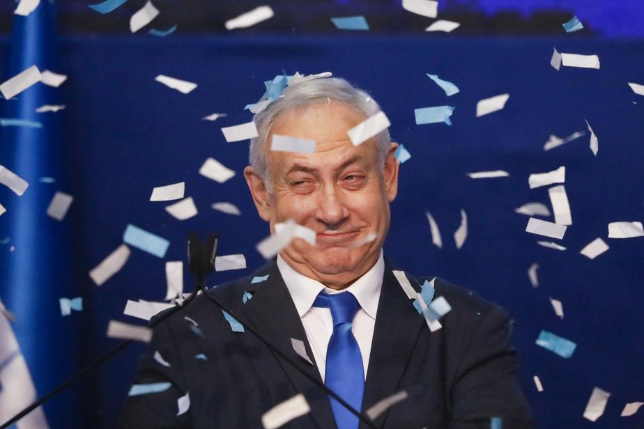Benyamin Netanyahou et le Likoud en tête — Législatives en Israël