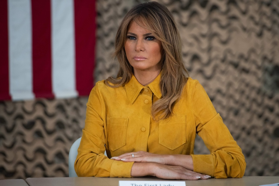 Melania Trump, influenceuse silencieuse