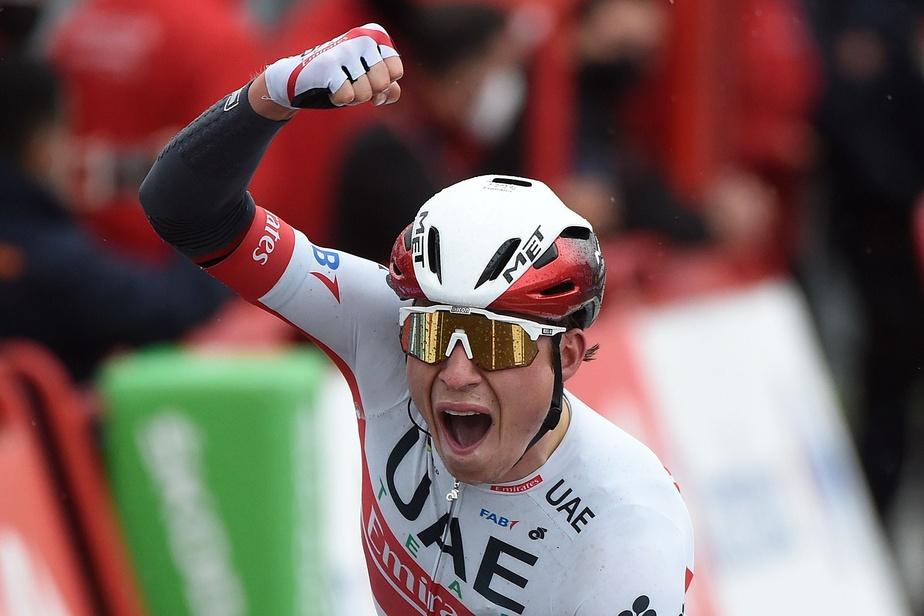 Tour d'Espagne 2020 : Jasper Philipsen remporte la 15ème étape