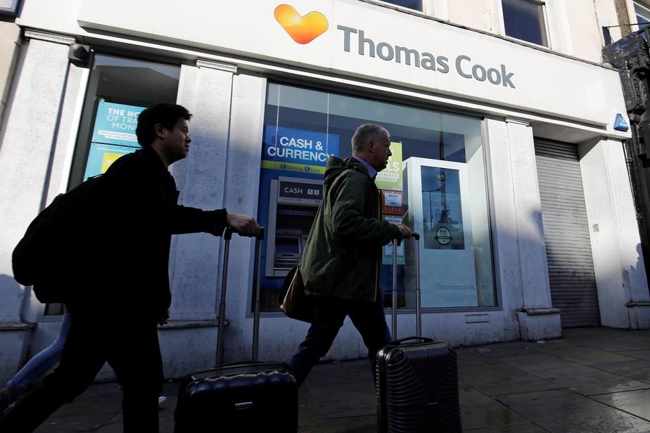 Faillite de Thomas Cook : plus de la moitié des passagers ...