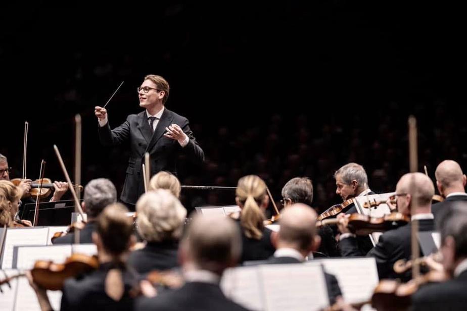 Klaus Mäkelä nommé à la direction musicale de l'Orchestre de Paris