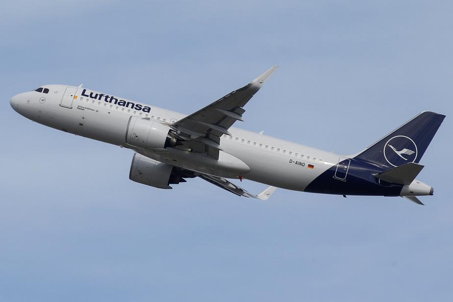 1300 vols annulés jeudi et vendredi — Grève PNC Lufthansa