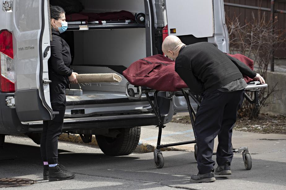 18 avril : les décès s'accumulent au Québec