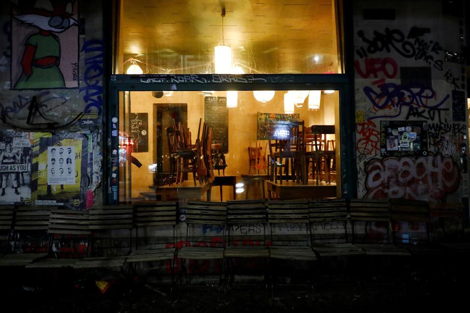 Berlin impose un couvre-feu aux bars et restaurants — Coronavirus
