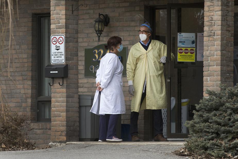 Plus de 1 000 décès liés à la COVID-19 Accueil — Québec