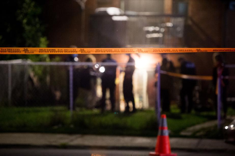 Fusillades à Montréal «Assez, c'est assez»)