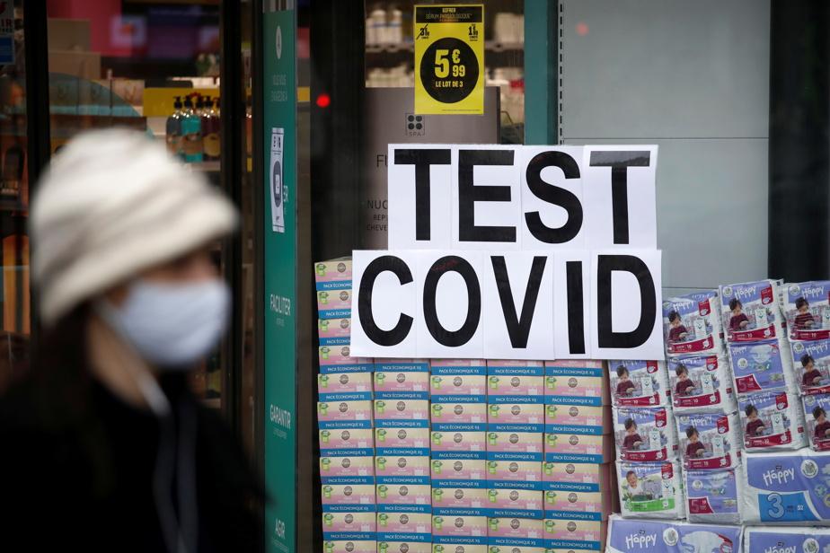 France | Des pharmaciens pris à partie par des manifestants anti-vaccins