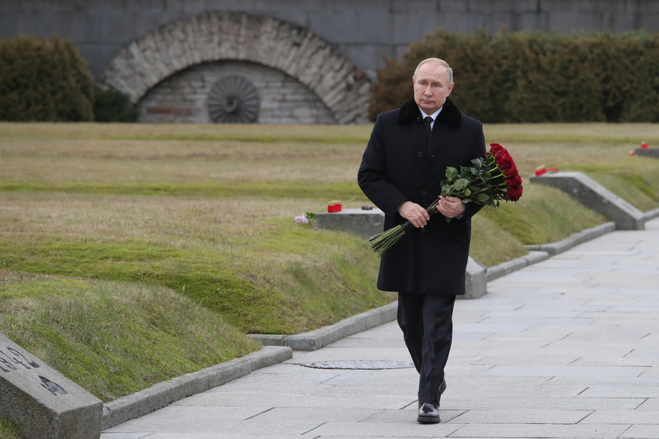Poutine nomme un nouveau gouvernement — Russie