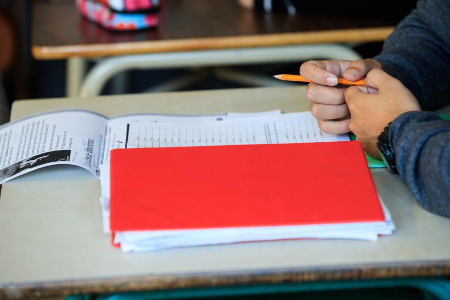 Français et mathématiques | Le taux d'échec bondit au secondaire - La Presse