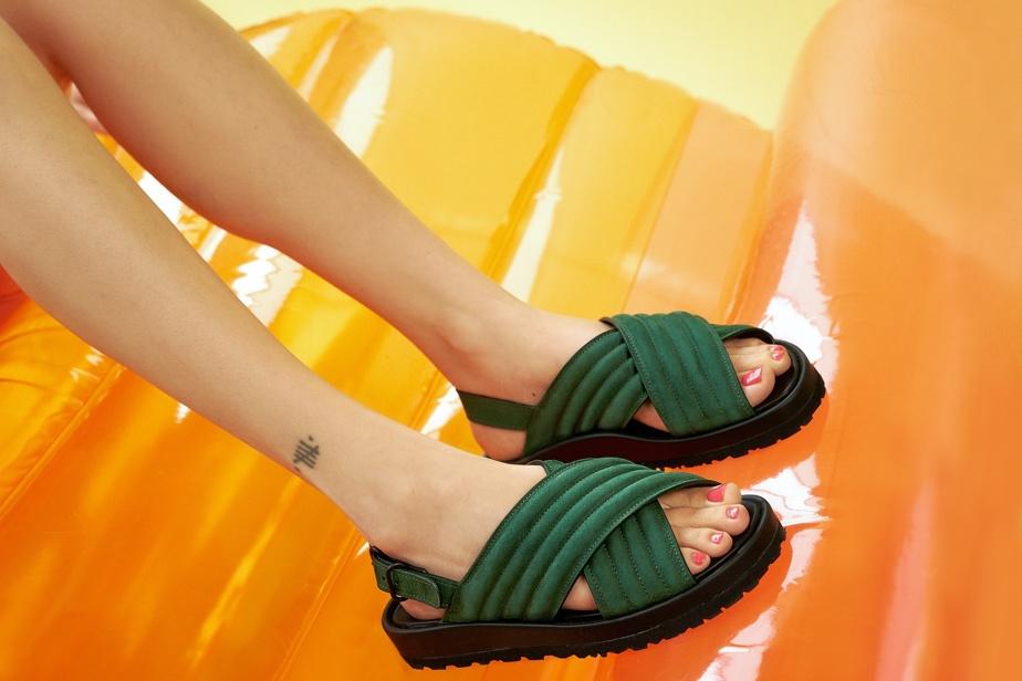 Sandales Shangri-La, offertes en prévente à 290$