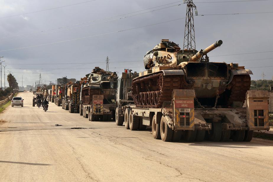 L'armée syrienne reprend une ville stratégique — Moyen-Orient