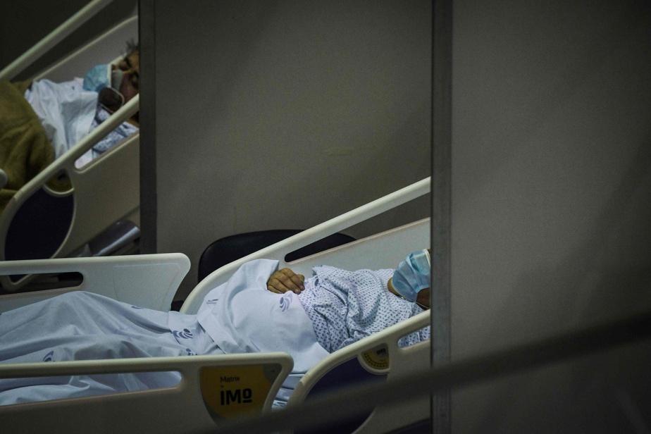 Étude canadienne | Le risque de mourir de la COVID-19 3,5 fois plus élevé que de la grippe - La Presse