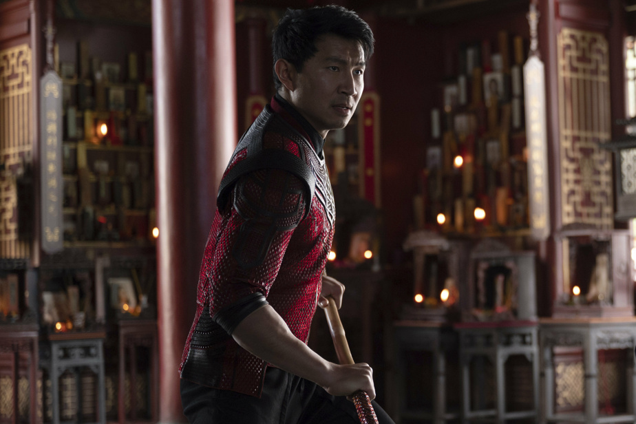 Box-office nord-américain Shang-Chi and the Legend of the Ten Rings demeure en tête