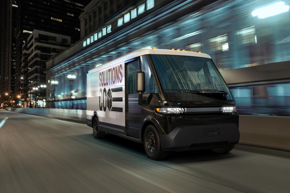 General Motors présente son projet de voiture volante