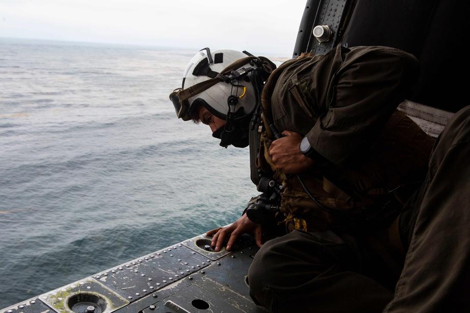 Un marine américain meurt et huit autres portés disparu en Californie