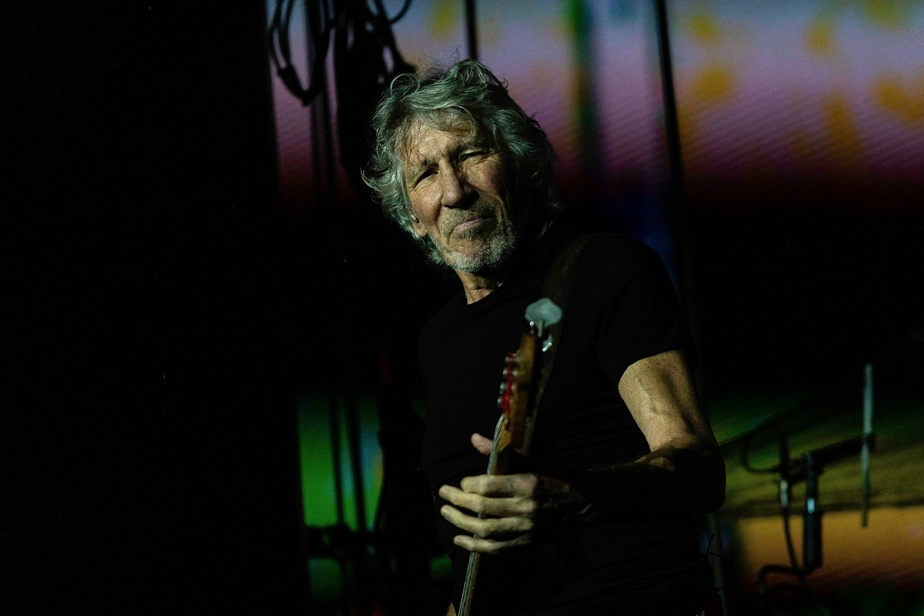 Roger Waters au Centre Bell en juillet