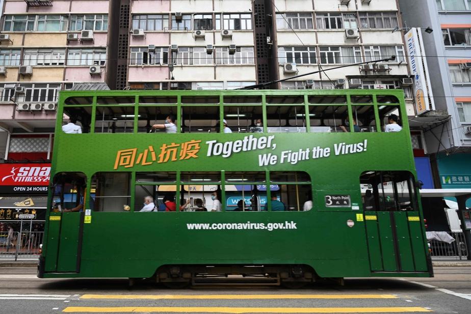 Les pro-démocratie ouvrent les primaires pour les législatives à Hong Kong