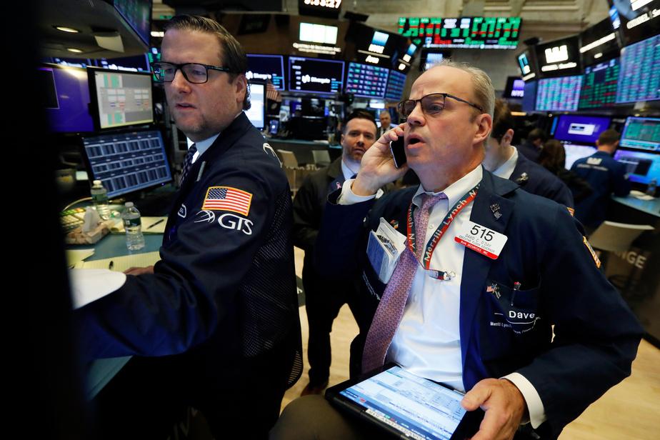 Infos Reuters: Wall Street ouvre en baisse face à un regain d'inquiétude