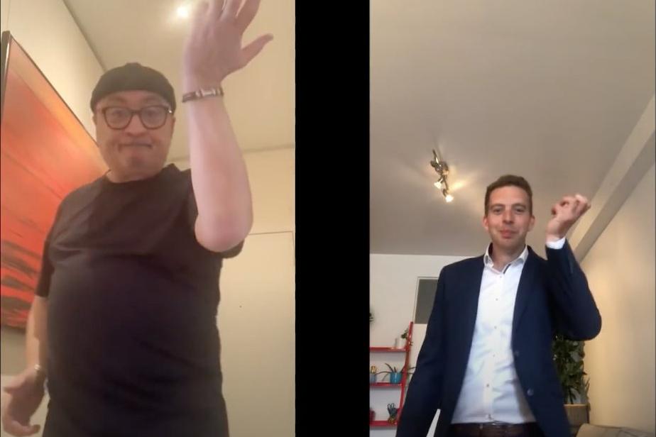 Horacio Arruda s'excuse pour sa participation à une vidéo controversée