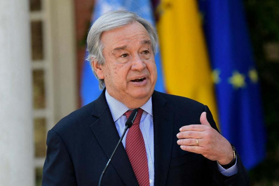 Climat et COVID-19 | Le secrétaire général de l'ONU critique l'endormissement des dirigeants