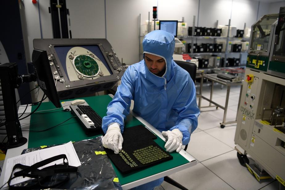 La pénurie de composants informatiques