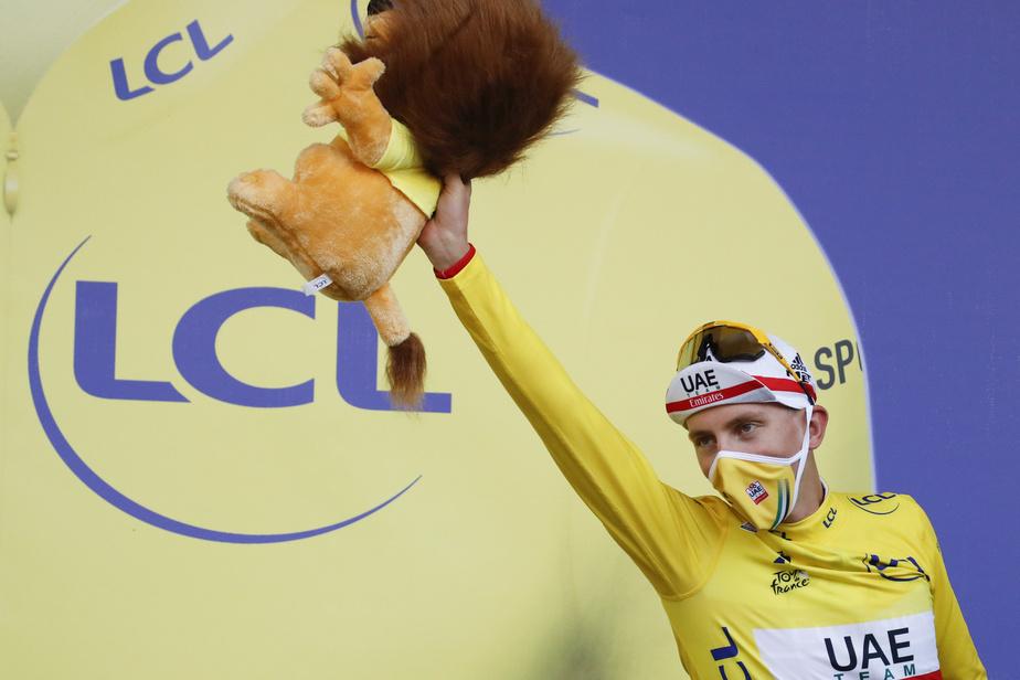 Cette victoire spectaculaire signifie que le Slovène de 21ans deviendra le plus jeune champion de la Grande Boucle depuis la fin de la Seconde Guerre mondiale. Et ce qui est encore plus étonnant : il s'agit de son premier Tour de France en carrière.