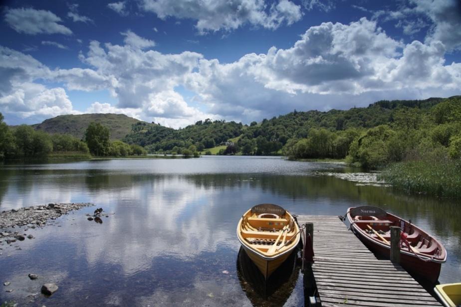 «Mon bout du monde à moi, c'est l'English Lake District. Pas le plus loin, mais mon petit paradis, celui vers lequel je reviens toujours...», explique Michèle Beauchamp à propos de cette région de lacs glaciaires qui se trouve dans le nord-ouest de l'Angleterre et qu'elle a découverte grâce au film Miss Potter. Elle l'a visitée sept fois déjà.