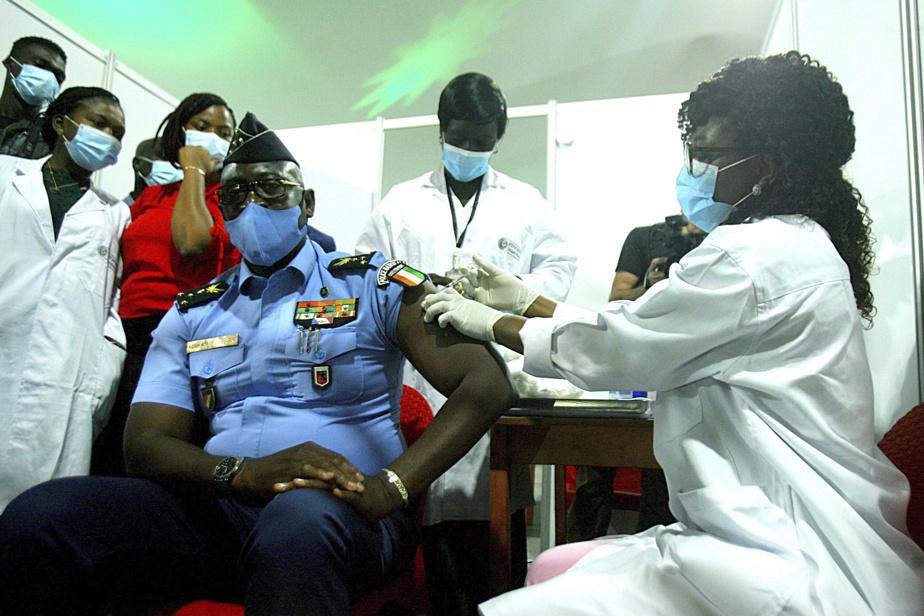 Ghana et Côte d'Ivoire premiers pays à vacciner grâce au dispositif Covax |  La Presse