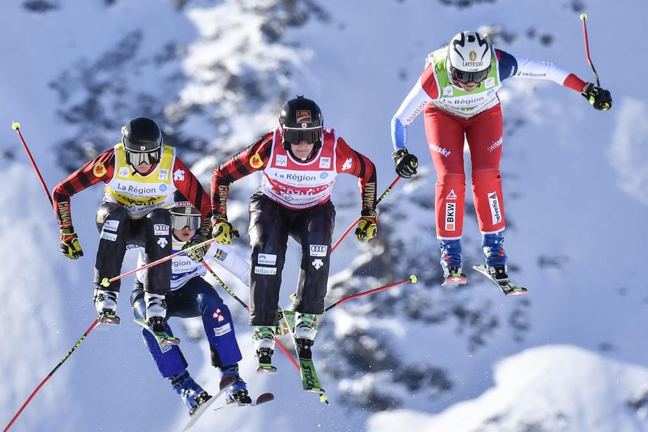 Ski cross: deux Canadiennes sur le podium en Autriche