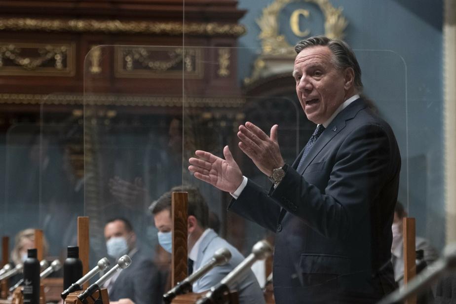 Nouvelle session parlementaire | Legault fait miroiter de « grands chantiers de changement »