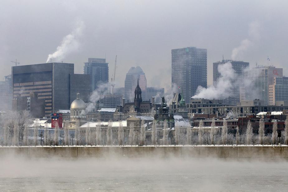 Retour du smog sur plusieurs régions du Québec   La Presse