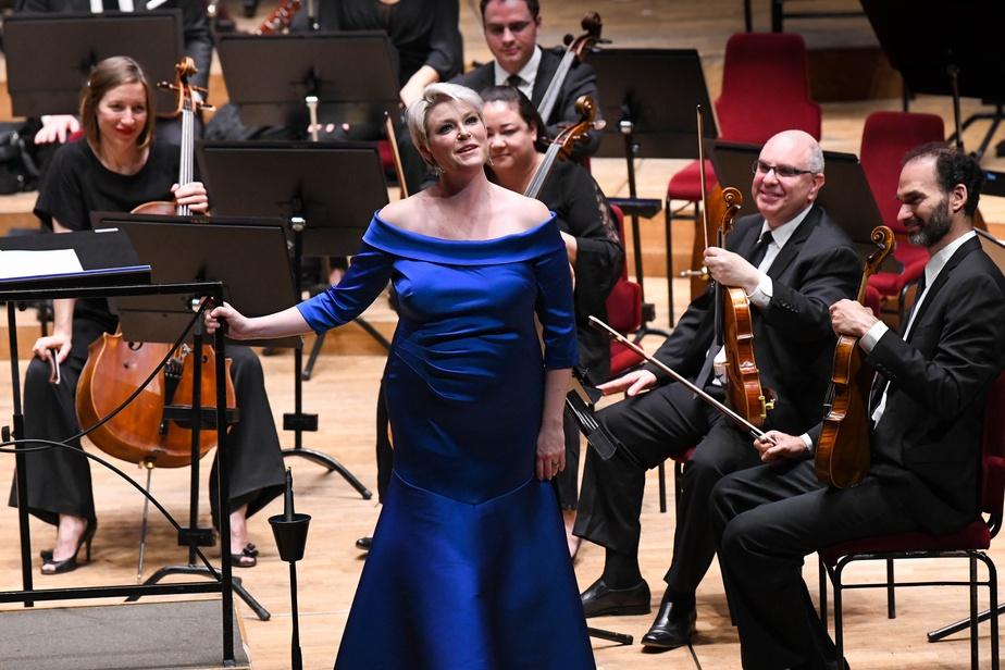 La soprano canado-américaine Erin Wall est morte à 44 ans — Musique