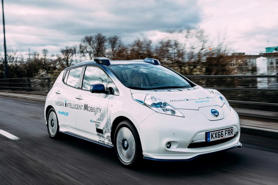 Nissan est d'accord avec Tesla : le lidar n'est pas