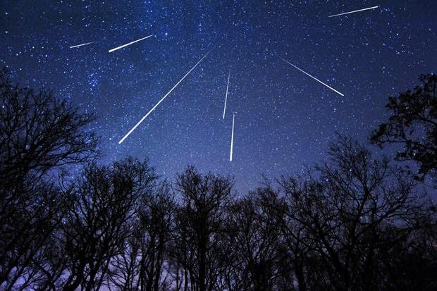 Ce mercredi 12 août, il pleuvra jusqu'à 110 étoiles filantes par heure