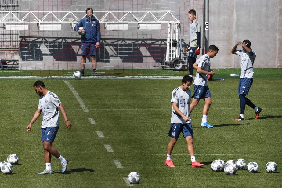 Le Bayern Munich décide de reprendre l'entrainement — International