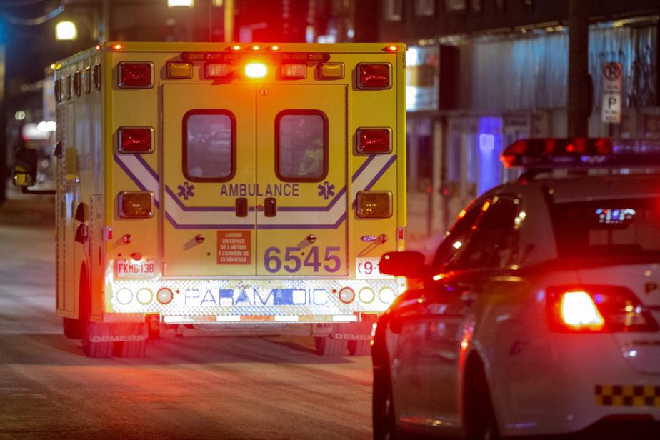 Grenville-sur-la-Rouge Collision frontale mortelle sur l'autoroute 50