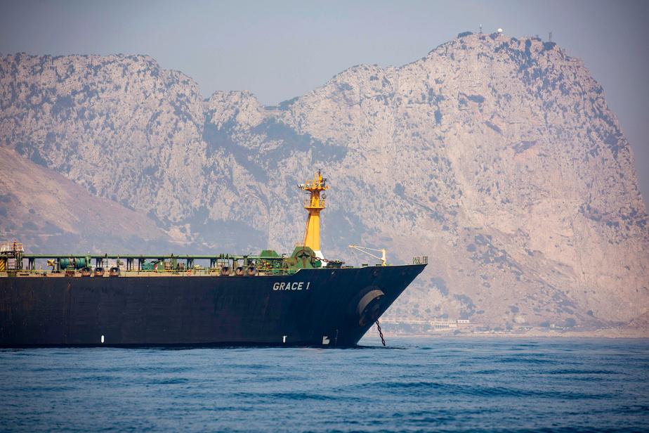Golfe persique : les Etats Unis tentent de s'emparer d'un pétrolier iranien